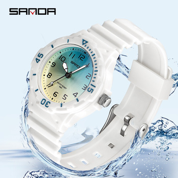 Wrist Watches Women Quartz Small Watch Fashion Star White Clock Brand Ulzzang Watch Colorful Japan Movt Ladies Sport Waterproof himouto umaru chan japan anime led watch waterproof touch screen women wrist watches comics cartoon christmas gift