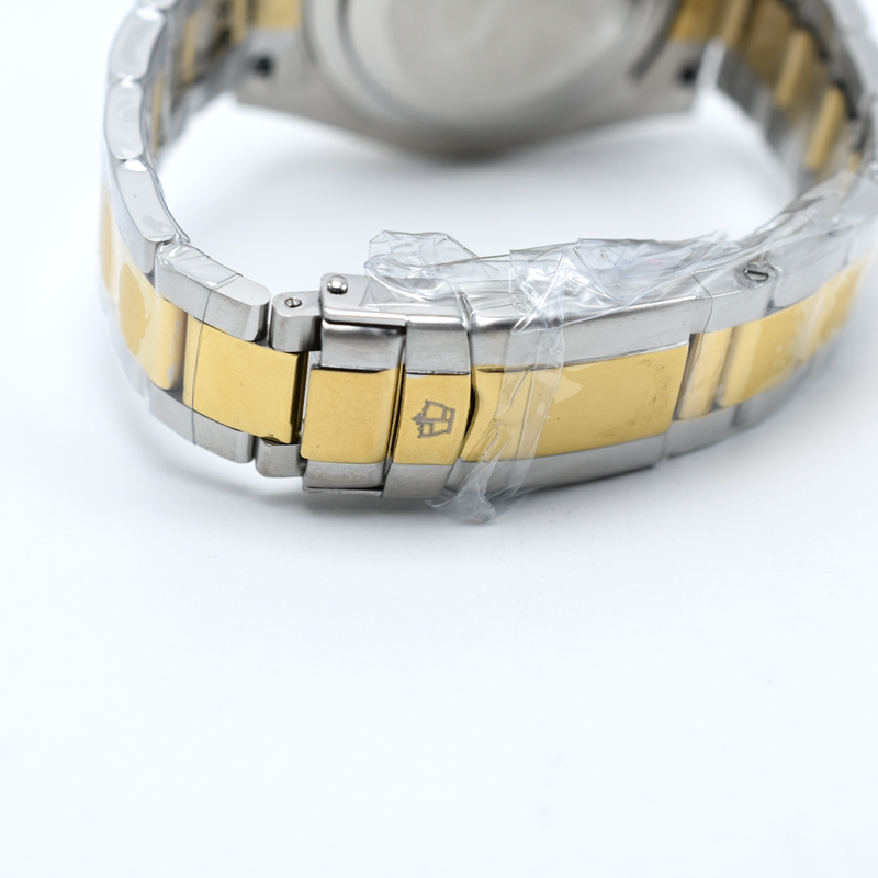 H750030a434464c5c8aea396c3a08a142A Ceramic bezel luminous mechanical automatic men watches top brand luxury PETER LEE daydate stainless steel men hand wind watch