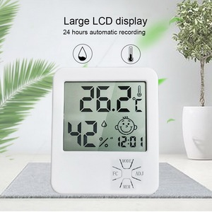 Indoor Room LCD Electronic Tem