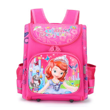 1PCS  Student Bag Cartoon Shoulder New Elementary School Backpack Kids