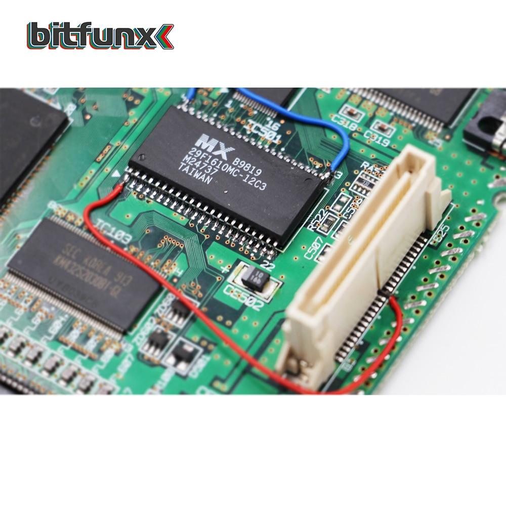 Dreamcast BIOS chip MX29LV160TMC-90 Bootloader