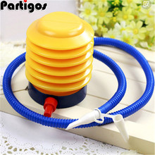 1pc 12x13cm air pump for Inflatable Toy and balloons foot balloon pump compressor gas pump for party decoration