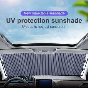 Foldable Curtain Car-Window-Shade Sun-Block Car-Front Anti-Uv VIP FOR LINK
