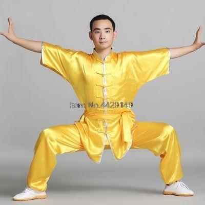 Taoyekma Wushu Uniform Martial Arts Clothes Uniform Tai Chi Uniform Clothes Chinese Traditional Uniform Clothes