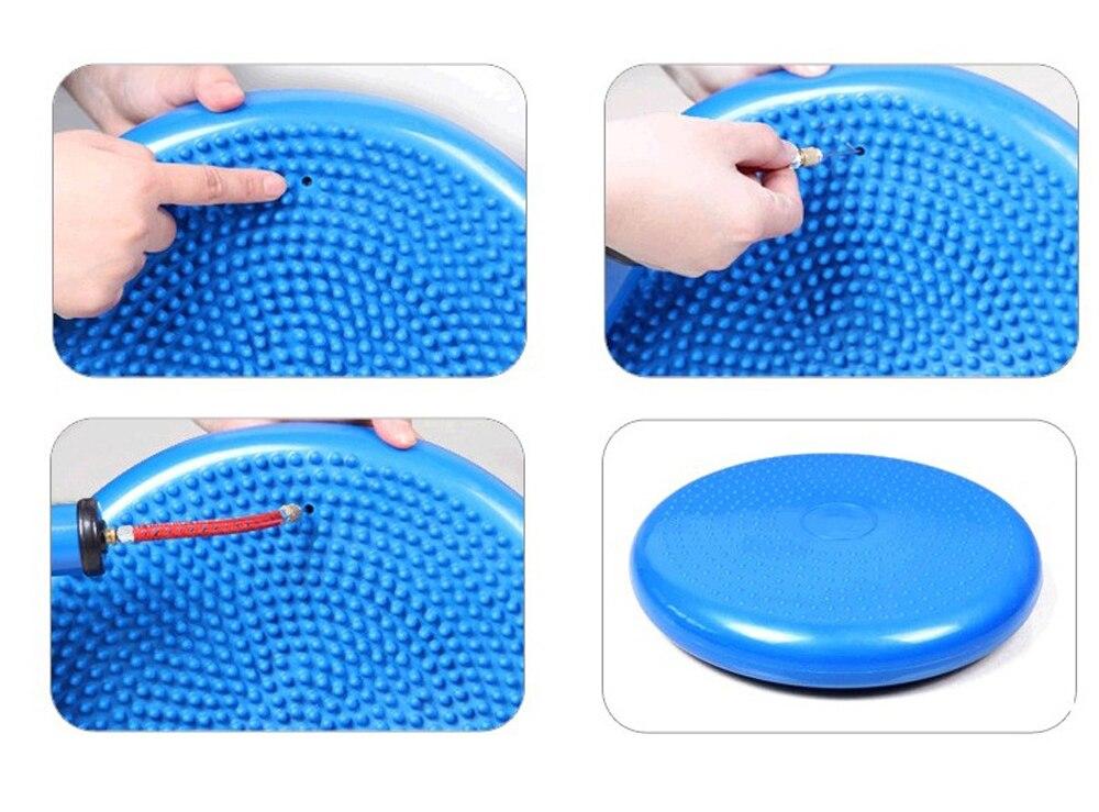 Inflatable Yoga Massage Ball (1)