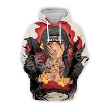 Tessffel Cartoon Anime Naruto Harajuku casual Tracksuit 3D Pullovers Print Hoodie/Sweatshirt/Jacket/shirts Mens Womens funny s-1 замский а игорь гром 26 игра в солдатики часть 1
