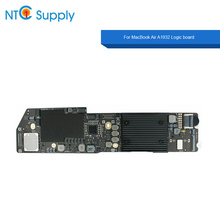 NTC Supply For MacBook Air A1932 2018 Year 820-01521-A Logic board 100% Tested Good Function