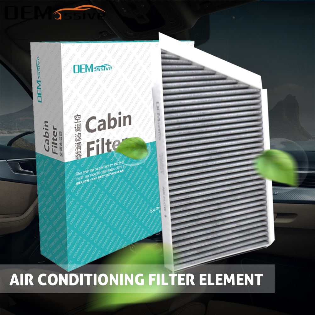 Car Pollen Cabin Air Filter Includes Activated Carbon 2038300918 2038300118 For Mercedes-Benz C-Class S202 W203 CL203 S203 CLK(China)