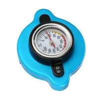 Autêntico 1.3 barra thermo termostática radiador tampa da água calibre de temperatura melhorada