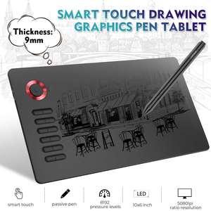 VEIKK Drawing Tablet A15Pro On
