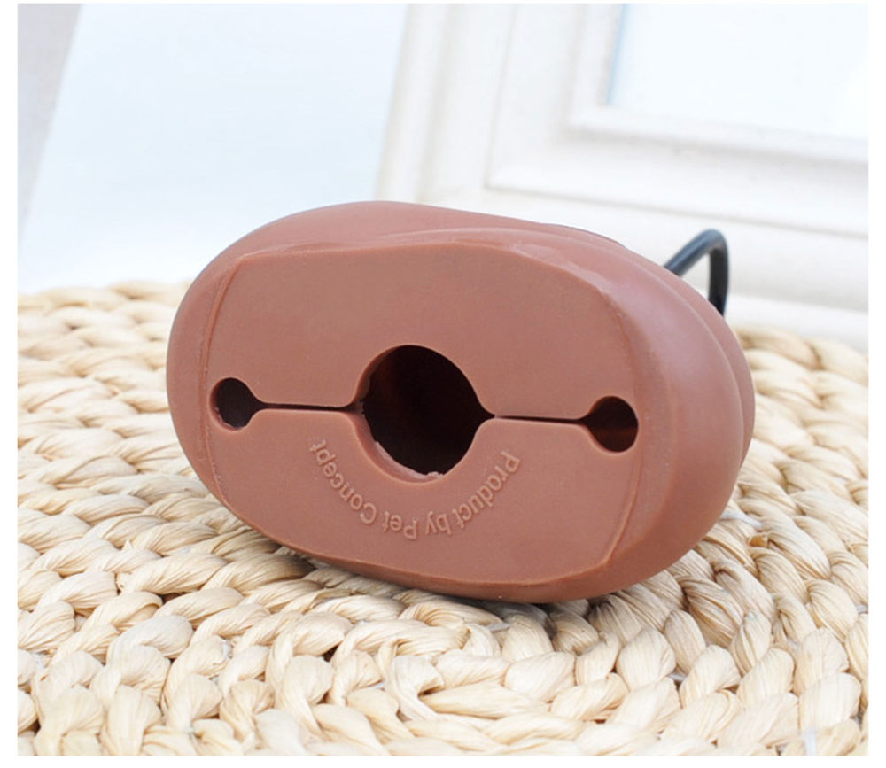 Dog Poop Bag Dispenser Funny Shape Waste Bag Holder Storage Box Puppy Portable Eco-friendly Garbage Bags Dispenser Pet Supplies 16