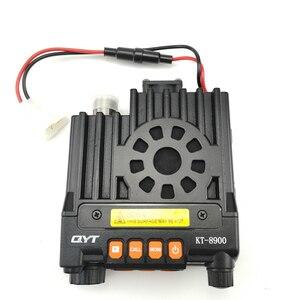 Image 5 - 100% Original QYT KT 8900 Long Range Mini Car Radio Dual Band Mobile Radio Vehicle Mounted Transceiver CB Radio Walkie Talkie