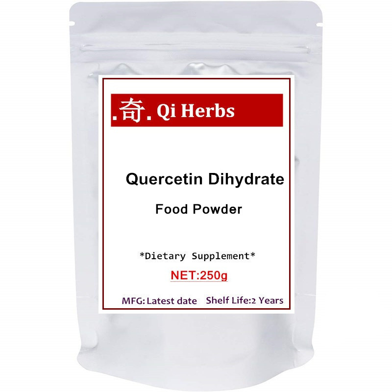 Maximum Strength Pure Quercetin Dihydrate Powder,Powerfully Supports Energy, Immune Health And Antioxidant