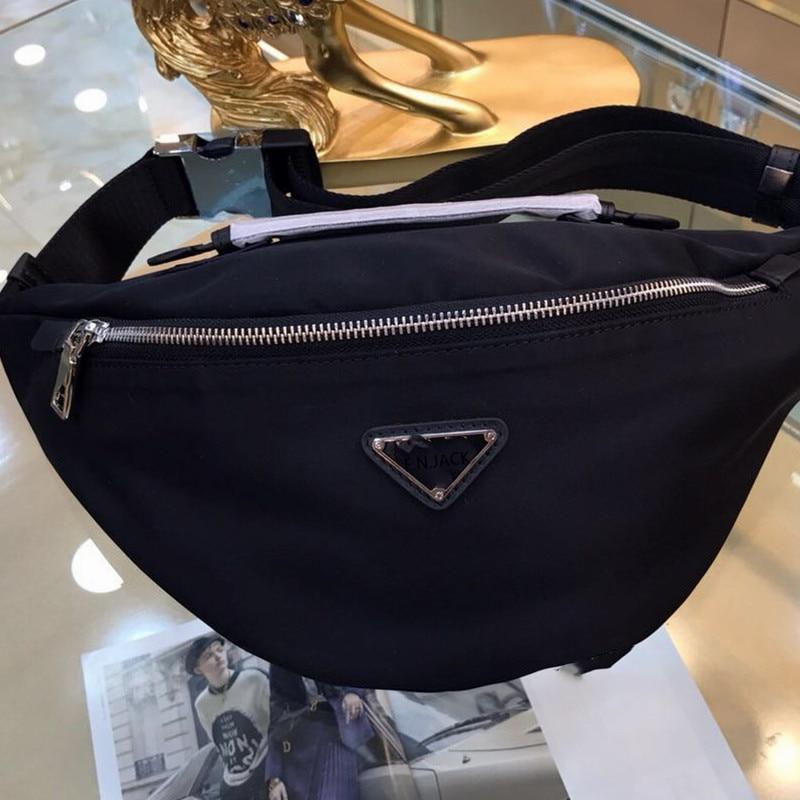 Unisex Casual Wait Bag Fasion High Quality  Fanny Pack Pocket Hot Sale For 2019 Chest Men Women