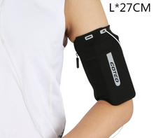 Phone Armband Sleeve Best Running Sports Arm Band Strap Holder Pouch Bag Case for iphone samsung Gym Exercise Fitness Workout