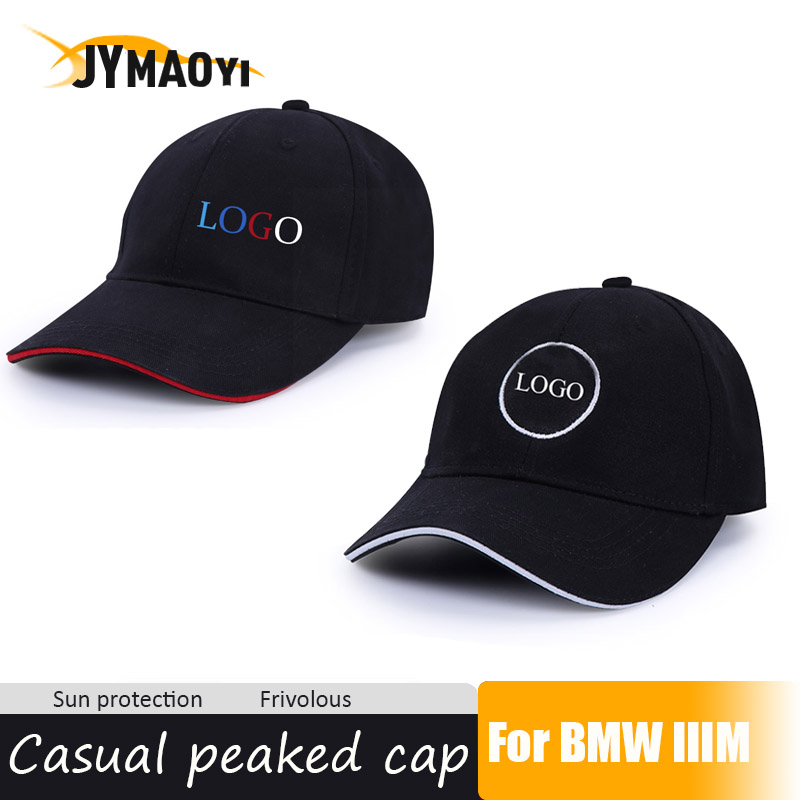 JYMAOYI For Bmw Logo Baseball Cap Hip-hop Hat For Golf Hat Casual Sport Cotton Adjustable Running Cycling Hiking Cap 2020 New
