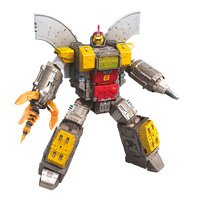 Decepticons Omega Supreme Action Figure Assembled Model Toy Gift Hasbro Transformers Siege of Cybertron