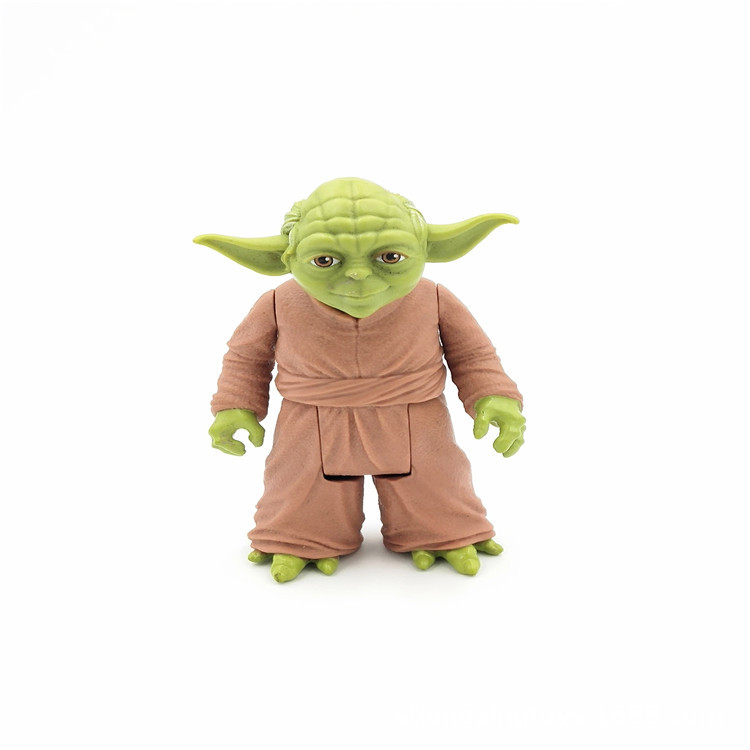 12cm Star Wars 7 The Force Awakens Jedi Knight Master Yoda action figure toys
