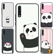 Cartoon Panda Bear Case For Samsung Gala
