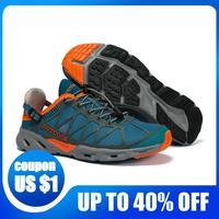 남성 여성을위한 야외 운동화 통기성 하이킹 신발 미끄럼 트레킹 등산 스포츠 신발 빠른 건조 상류 물 신발|하이킹화|   -