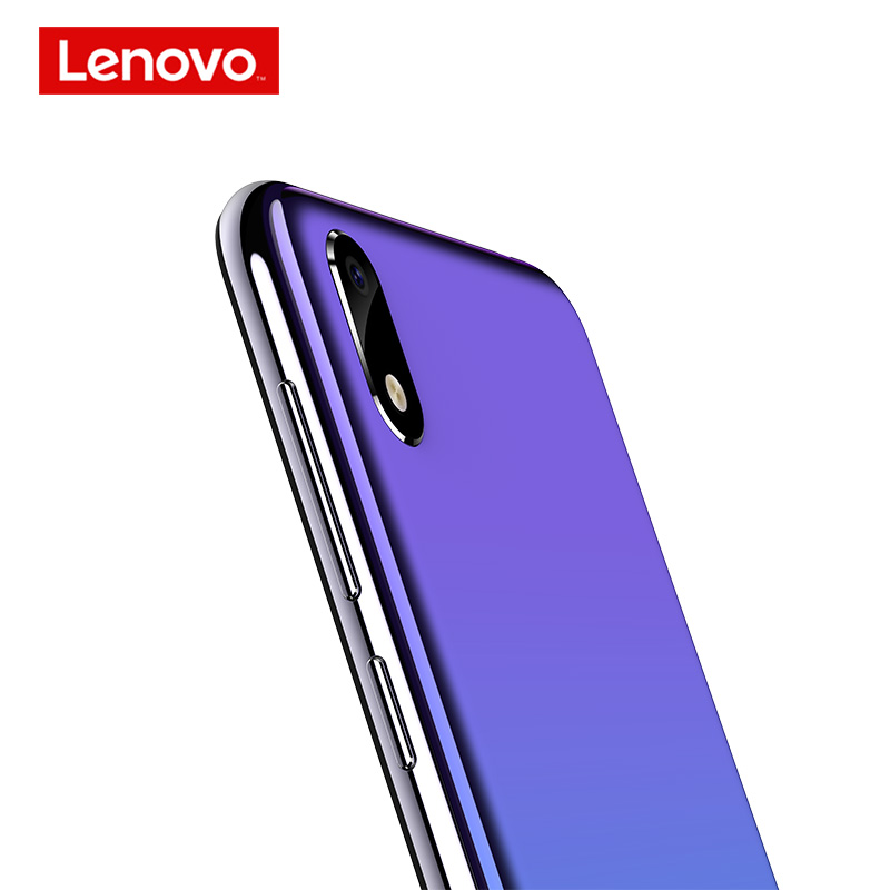 Image 3 - Lenovo Smartphone A5S 5.45 Inch MTK6761 Quad Core Mobile Phone 2GB 16GB Android 9.0 Face Unlock 4G Phone 3000mAh-in Cellphones from Cellphones & Telecommunications