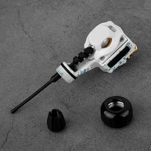 Image 4 - 新しい強力なタトゥーペンロータリータトゥーガンマシンカートリッジロータリー針チューブ裏地シェーディングタトゥーグリップモータ電源