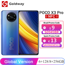 POCO 128GB 6GB WCDMA/LTE/GSM NFC Adaptive Fast Charge Octa Core Face recognition/side-Mounted