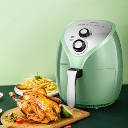 220V 50HZ  Household  Air Fryer Large Capacity Automatic Oil-free  Smokeless Fair Fryer  Fries Machine, 3.5L Air Fryer