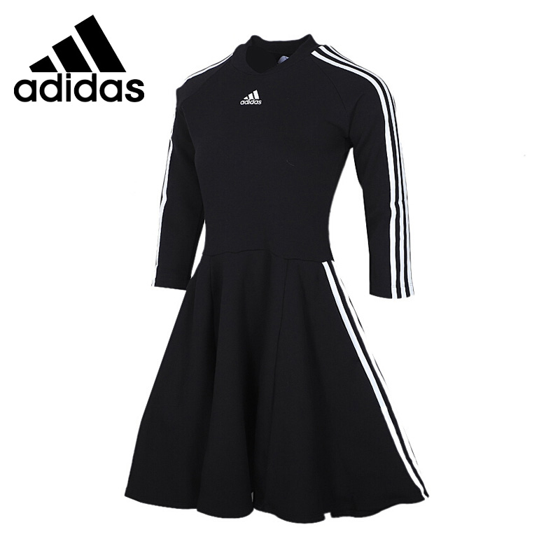 Musgo retirarse Descripción  Nova chegada original adidas w 3s vestido camisetas femininas de manga longa  roupas esportivas|Camisetas de skate| - AliExpress