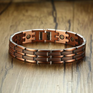 Vnox 13mm Red Copper Magnetic