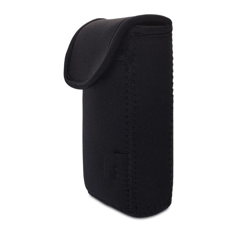 Radio Storage Bag Protective Pouch Soft Neoprene Case Portable for Sony ICF-S10MK2 Pocket AM/FM Radio