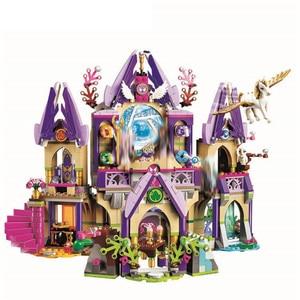 New Elves Dragon Series Fit Elves Fairy Friend Girls Fairy Lepining Figures Building Block Bricks Toy Girls Diy Gift Kids Set