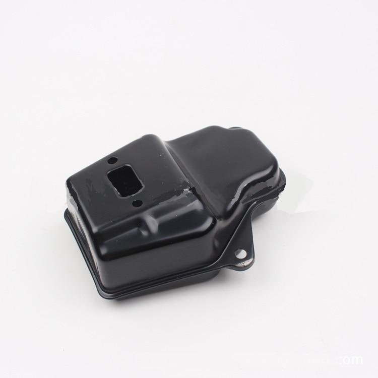 KESOTO Exhuast Muffler Assembly Kit Fits for STIHL FS120 FS300 FS350 FS200 FS250