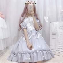 Винтажное платье в японском стиле Лолиты coyoung store лето