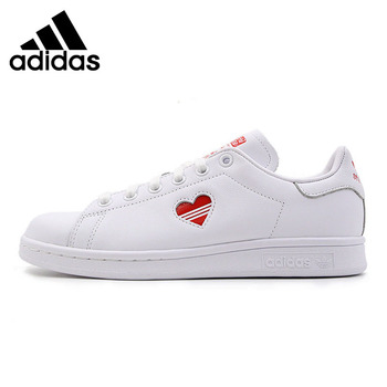 Original Outdoor Sport Adidas Originals STAN SMITH W Women's Skateboarding Shoes Sneakers