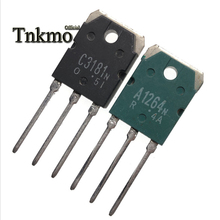 10Pairs 2SA1264 TO 3P 2SA1264N A1264N + 2SC3181 2SC3181N C3181N TO3P POWER AMPLIFIER APPLICATION free delivery
