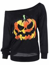 halloween womens hoodies oversized hoodie vintage cotton print pullover printed pumpkin gothic sweatshirts clothes
