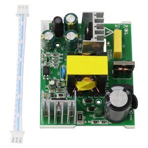 Image 4 - 2020 Electric Unit Digital Soldering Iron Station Temperature Controller Kits for HAKKO T12 Handle DIY kits LED vibration switch