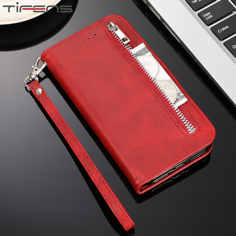 Zipper <font><b>Wallet</b></font> Cover A50 A70 <font><b>Flip</b></font> <font><b>Case</b></font> For Samaung Galaxy A20 E A30 A10 A40 <font><b>M10</b></font> M20 M30 A6 Plus A7 A8 2018 A5 2017 <font><b>Leather</b></font> Coque image