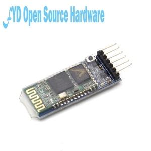 Image 4 - 5pcs HC 05 HC 05 master slave 6pin JY MCU anti reverse, integrated Bluetooth serial pass through module, wireless serial