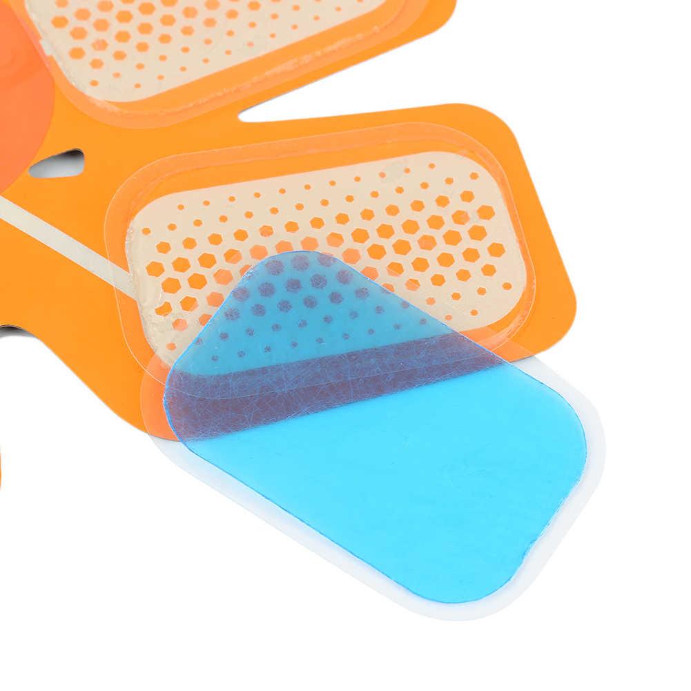 2/10/20PCS ot ซิลิโคน Removal Patch Reusable สิวเจล Scar Therapy Replacement Gel Pads แผ่นเจลสำหรับ EMS เทรนเนอร์โปร่งใสแผ่นเจล