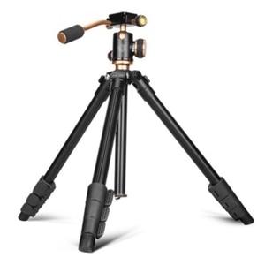 Image 4 - Q160 Professional Travel Camera Tripod Ball Head Handle Pan Head Compatibility for Digital Camera