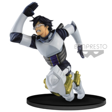 Tronzo Original Banpresto FIGURE COLOSSEUM BFC Vol.6 My Hero Academia Ida Tenya PVC Action Figure Model Toys