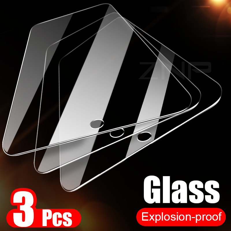 ZNP Tempered Glass Screen Protector For Samsung Galaxy A20 A50 A20E A70 Glass For Samsung A51 A71 A01 A10 A30 A40 A80 A60 Film 1