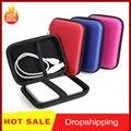 Сумка для внешнего жесткого диска 2,5 дюйма, сумка для внешнего жесткого диска USB, переноска кабелей Mini USB, чехол, чехол, сумка для наушников дл...
