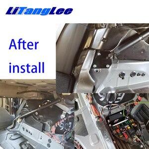 Image 4 - LiTangLee Auto Elektrische Schwanz Tor Lift Stamm Hinten Tür Assist System Für BMW 6 Series F06 2011 ~ 2018 Original schlüssel Fernbedienung