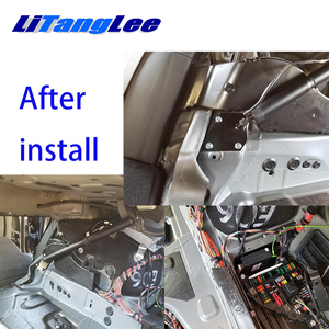 Image 4 - LiTangLee samochodów elektryczny podnośnik tylnej klapy bagażnika tylna klapka System wspomagania dla BMW serii 6 F06 2011 ~ 2018 oryginalny klucz zdalnego sterowania
