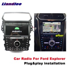 Für Ford Explorer 2011 2012 2013 2014 Auto Radio Android GPS Navigation Stereo DVD Player Carplay Screen Multimedia-System