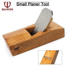 Woodworking Planer Woodcraft-Tool Carpenter Bottom-Edge Flat Mini
