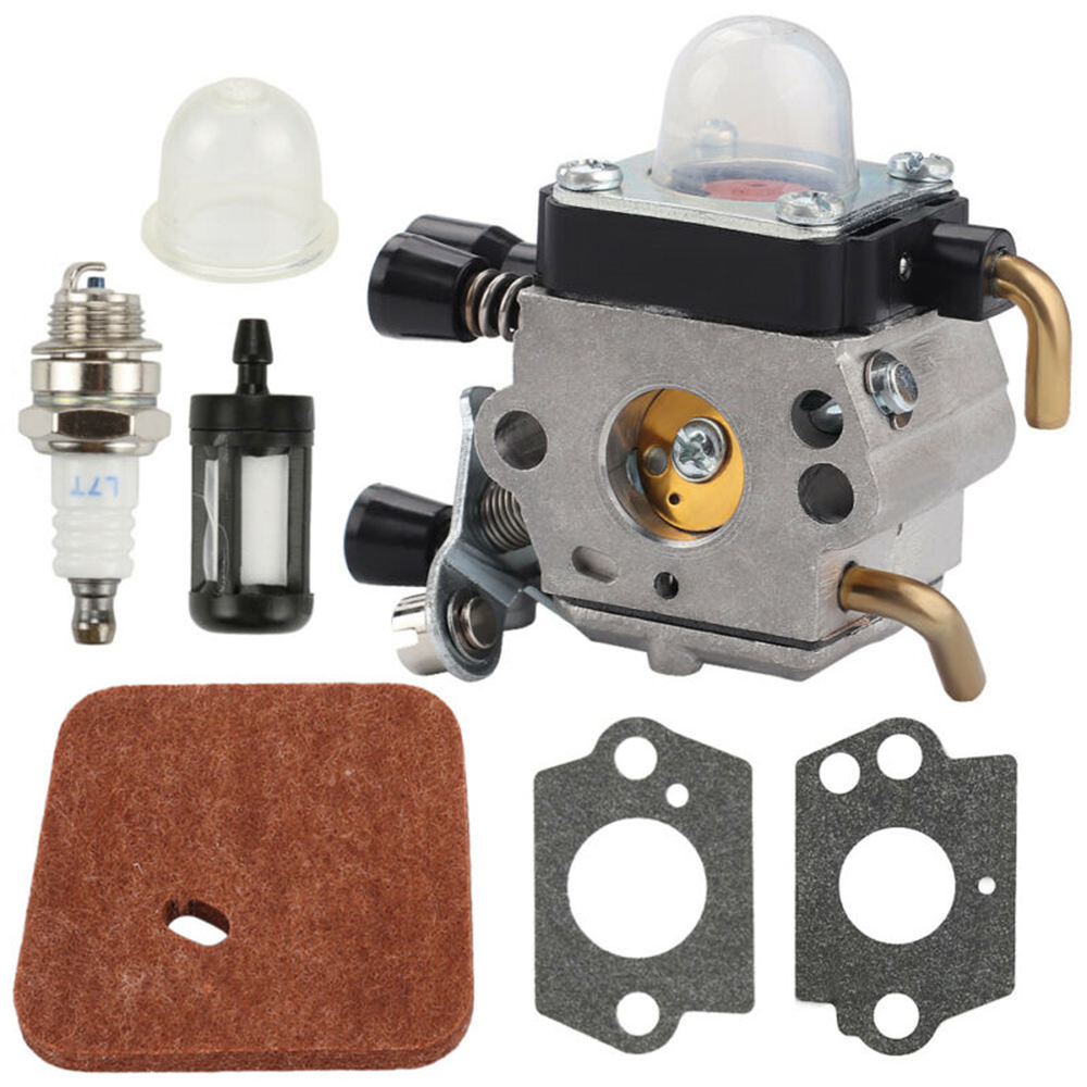 Durable Carburetor Carb For <font><b>Stihl</b></font> HS45 Hedge Trimmer <font><b>FS38</b></font> FC55 FS310 For Zama C1Q-S169B Tool <font><b>Part</b></font> Kits image
